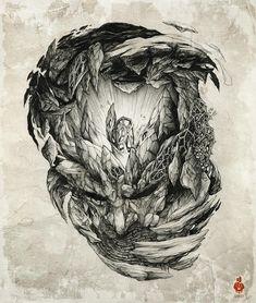 INKstinctive by Dzo Olivier - EN   TheMAG