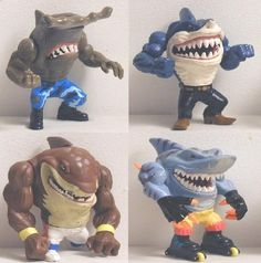 Street Sharks | 31 Awesome '90s Toys You Never Got, But Can Totally Buy Today