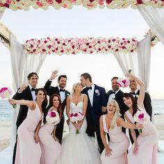 On Saturday, February 27, 2016, Barbie Blank (former WWE Diva Kelly Kelly) married retired NHL star Sheldon Souray at the El Dorado Beach Resort in Cabo San Lucas, Mexico. Amongst her bridesmaids was fellow former WWE Diva Maryse Ouellet Mizanin, wife of WWE Superstar Mike Mizanin.