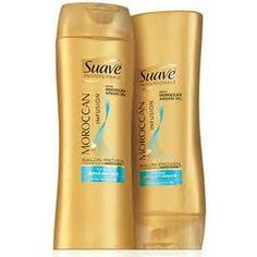Free Suave Professionals Gold Shampoo