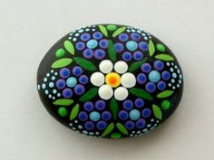 DIY Ideas Of Painted Rocks With Inspirational Picture And Words (27)