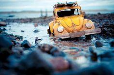 Modellauto-Fotografien: Im Auto-Miniatur-Wunderland - SPIEGEL ONLINE - Nachrichten - Auto