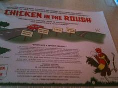 Chickin In the Rough Port Huron, My husband and son loved the fried chicken.