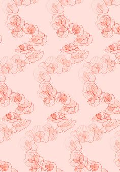 Pattern design by Anika.
