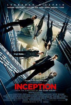 Inception - Christopher Nolan, 2010 - Leonardo DiCaprio, Joseph Gordon-Levitt, Ellen Page, Marion Cotillard
