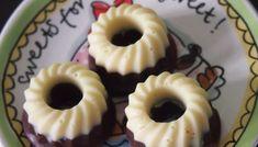 I did it: mini-lemon gugl with buttermilk Mini Cupcakes, No Bake Cake, Donuts, Crisp, Cheesecake, Deserts, Lemon, Sweets, Baking