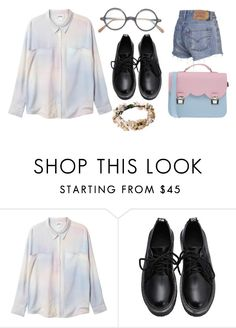 """""""Untitled #121"""" by the-dark-moonlight ❤ liked on Polyvore featuring Monki and La Cartella"""