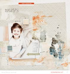 oil paint layout by Ania Maria