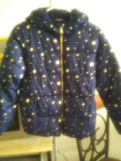 Old Navy Girls Puffer Coat Blue Size 14  fashion  clothing  shoes   accessories 16bfd74317ac