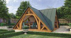 Verdanté oak framed garden rooms | Arboreta