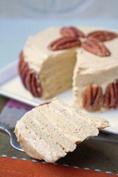 Low Carb & Gluten Free Pumpkin Crepe Cake