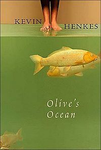 Olive's Ocean by Kevin Henkes, honor award 2004: girl vacationing on Cape Cod learns about a friend.