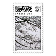 Bare but not Barren Postage Stamps