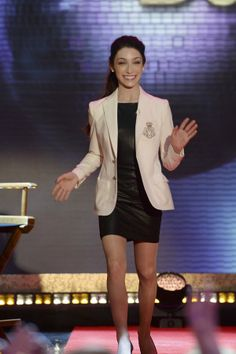Meryl Davis - beautiful!
