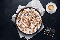 tarta a la snickers