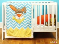 DIY Anleitung: Babydecke mit Microfaserplüsch nähen // DIY tutorial: how to sew a baby blanket via DaWanda.com