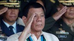 Dilempar dari Helikopter Ancaman Presiden Filipina untuk Pejabat Korup