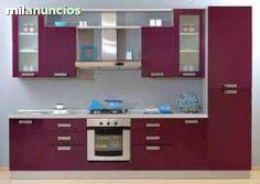 15 veces he visto estas magníficas alacenas de cocinas. Kitchen Cupboard Designs, Kitchen Room Design, Home Room Design, Kitchen Cabinet Colors, Modern Kitchen Design, Home Decor Kitchen, Interior Design Kitchen, Kitchen Furniture, Country Kitchen