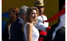 ANÁLISE: Marcela Temer vestiu resumo de mensagem que marido quer passar…