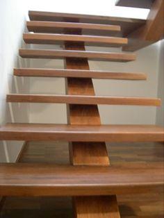 escadas de madeira - Pesquisa Google