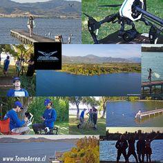 Filmaciones aéreas profesionales con drones en Chile aquí un breve collage de making-of #tomasaereas