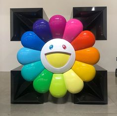 Lord Pretty Flacko, Murakami Flower, Rapper, Taurus Moon, All Bts Members, Words Of Hope, Takashi Murakami, Rainbow Flowers, Jiyong