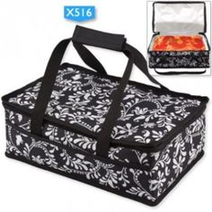 Insulated-Casserole-Travel-Carry-Bag-Tote-Picnic-Food