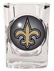 New Orleans Saints Shot Glass