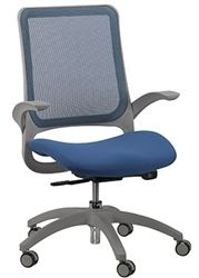 This super cool modern office chair from the Eurotech Seating Hawk collection is only $172.99 + Free Shipping at OfficeAnything.com - #OfficeChair #BlackFridayDeal
