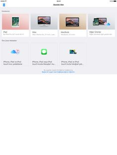 Apple, iOS platformundaki Destek uygulamasını yeni özellikler ile güncelledi. Apple'dan destek almak artık çok kolay.    Apple, geçtiğimiz yılın Kasım ayında Apple Destek uygulamasını Türkiye'de indirime sunmuştu. Apple Destek uygulaması sayesinde iPhone ve iPad üzerinden iCihazlar...   http://havari.co/appledan-destek-almak-artik-daha-kolay/