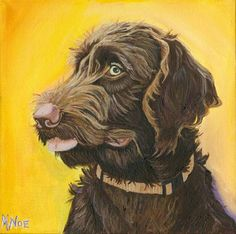 labradoodle drawings | Labradoodle Art Prints by Michelle Noe - Shop Canvas and Framed Wall ...