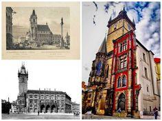 Tak šel čas se Staroměstskou radnicí. 18 století, 19 století, 20 století. A jak bude vypadat na konci 21. století?