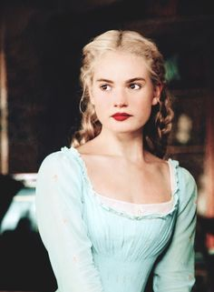Lily James as Cinderella Cinderella Live Action, Cinderella Movie, Cinderella 2015, Cinderella Cosplay, Lily James, Cinderella Aesthetic, Have Courage And Be Kind, Disney Love, Beauty And The Beast