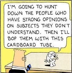 where's my cardboard tube?