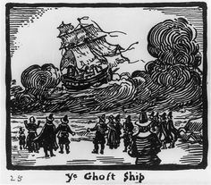 Historic Print (L): Ye ghost ship Ghost Ship, Halloween Pictures, Poster Prints, Boats, Artwork, Amazon, Halloween Shots, Work Of Art, Amazons