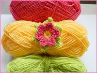 Tina's handicraft : Blanket flowers.