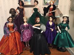 THE STUDIO COMMISSARY: Dressed for Halloween parties and balls>>  -   Posted by Dee Dee in CA [Email User] on October 17, 2015, 1:24 pm.  The ladies of October.