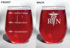 Deep Engraved Dishwasher Safe Funny PSW – Personal Support Worker Personalized Wine Glass, Whiskey Glass, Glass Coffee Mug, Champagne Flute - Cosas Que Hacer Para Una Boca Sana Dental Life, Dental Humor, Dental Hygiene, Dental Assistant Humor, Dentist Jokes, Gifts For Runners, Glass Coffee Mugs, Youre My Person, Personalized Wine
