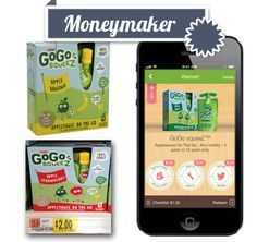 $0.25 Moneymaker on GoGo Squeez Applesauce at Walmart! - The Krazy Coupon Lady