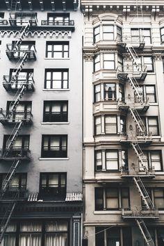 Classic urban architecture