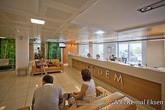 ACIBADEM Etiler Medical Center  client: mediaboard digital media marketing  Canon 5D mark 2, Canon 17-40 F4 L