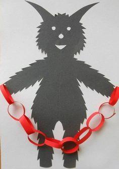 Christmas Items, Christmas Crafts For Kids, Before Christmas, Kids Crafts, Christmas Ornaments, Winter Art Projects, Purple Cat, Saint Nicholas, Winter Kids