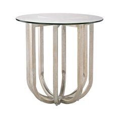 Nest Champagne Gold Side Table