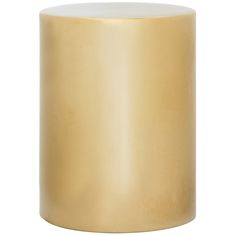 Gold Stool Price 195 Gold Stool Overview Details This gold stool is made of stoneware and offers alternative seating in any room. Gold Stool, Stools For Sale, Weylandts, Pillar Candles, Stoneware, Beautiful, Alternative, Living Room, Brown