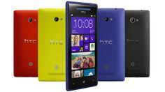 HTC Windows Phone 8 8X