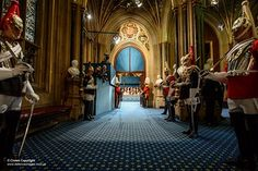 ARMED FORCES PROVIDE SCALED DOWN CEREMONY FOR STATE OPENIN…   Flickr House Of Lords, Her Majesty The Queen, Houses Of Parliament, British Army, Buckingham Palace, Armed Forces, Special Forces, Military