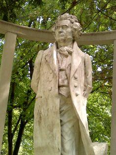 Garden Sculpture, Statue, Park, Outdoor Decor, Home Decor, Photos, Homemade Home Decor, Parks, Interior Design