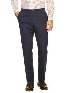 Cotton Trousers by Corneliani on Gilt.com