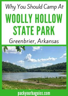 Why You Should Camp at Woolly Hollow State Park - Modern Honduras Travel, Jamaica Travel, Belize Travel, Mexico Travel, Canada Travel, Travel Usa, Best Places To Travel, Places To Go, Mississippi