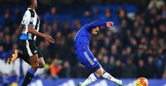 Con doblete de Pedro Chelsea goleó 5-1 al Newcastle en Premier...